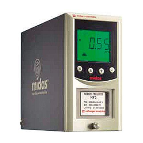 Gas detector with sampling pump - MIDAS®