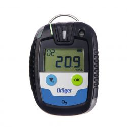 CO, H2S, SO2 or O2 single gas detector - Pac® 6500