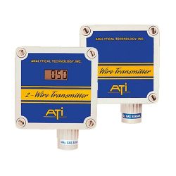 H2O2 transmitter, hydrogen peroxide fixed gas detector - B12 by ATI