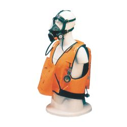 Self-contained breathing apparatus CEN-PAQ by Scott Safety for short interventions