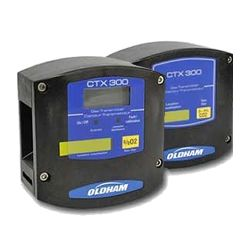 4-20 mA fixed gas detector transmitter for safe area - CTX300 by Oldham