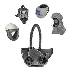Powered air purifying respirator Duraflow by Scott Safety