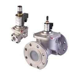 6 bar maxi ELK900 manual reset gas solenoid valve