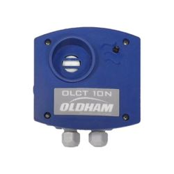 digital fixed gas detector - OLCT10N by Oldham