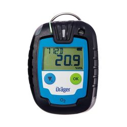 PAC 6000 Drager disposable gas detector for CO, H2S, SO2 and O2 monitoring