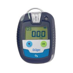 portable gas detector PAC 8000 for O3 ozone, COCl2, NO or CO2 monitoring