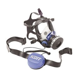Powered air purifying respirator mask Pantom vision from SCOTT Safety