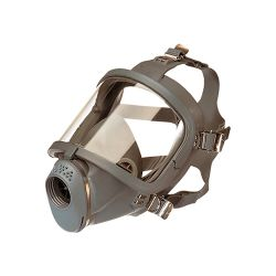 Sari full face gas mask by Scott Safety