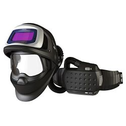 SPEEDGLAS powered air purifying respirator for welding applications