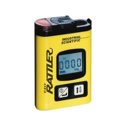 Portable gas detector for CO or H2S monitoring, T40 by Industrial Scientific