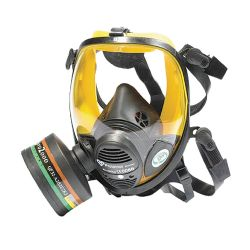 Gas mask by Dräger (respiratory protective mask) – VISION