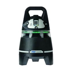 X-zone 5500 area gas monitor by Drager for worksite gas concentration surveillance