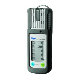 X-am 5000 portable multi gas detector by Drager that can monitor up to 5 gases simultaneously - 5 gas monitor