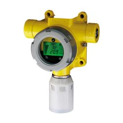 ATEX fixed gas detector with display and relay outputs - SensePoint XCd - Honeywell