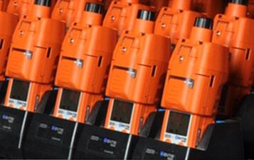 Gas detector rental