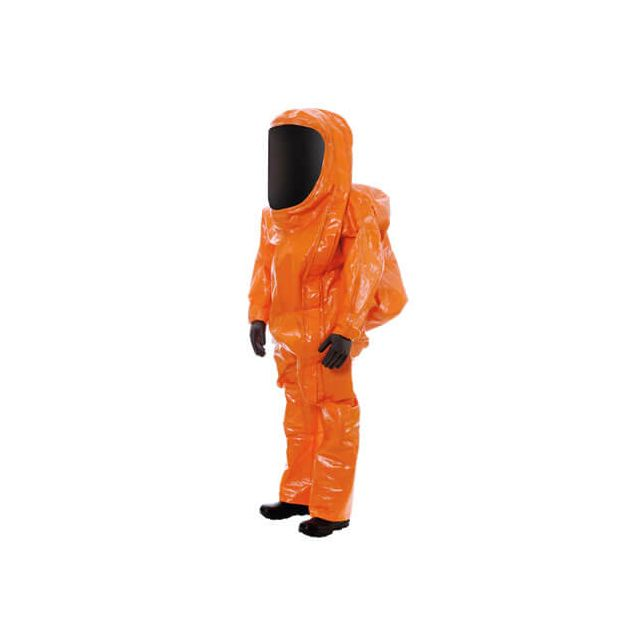 CPS 5900 hazmat chemical suit for limited use