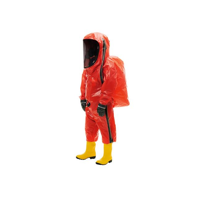 CPS 6900 chemical suit, type 1a gas-tight hazmat protection
