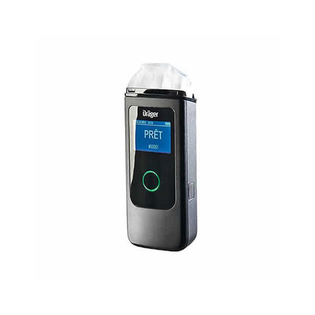 Dräger Alcotest 3820 digital personal breathalyzer for generalpublic use