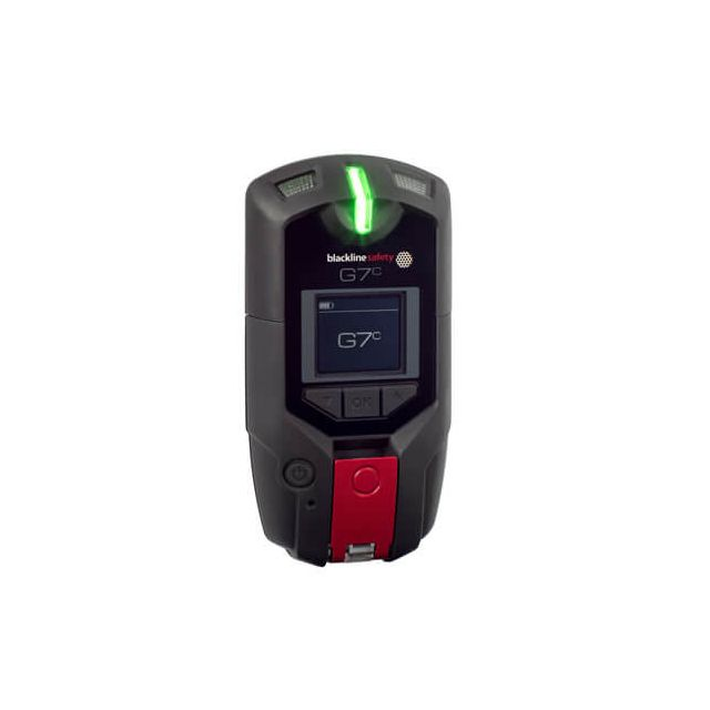 Blackline Safety G7C lone worker alarm personal alert safety system