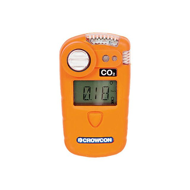 Portable CO2 detector Gasman CO2 by Crowcon for carbon dioxide monitoring