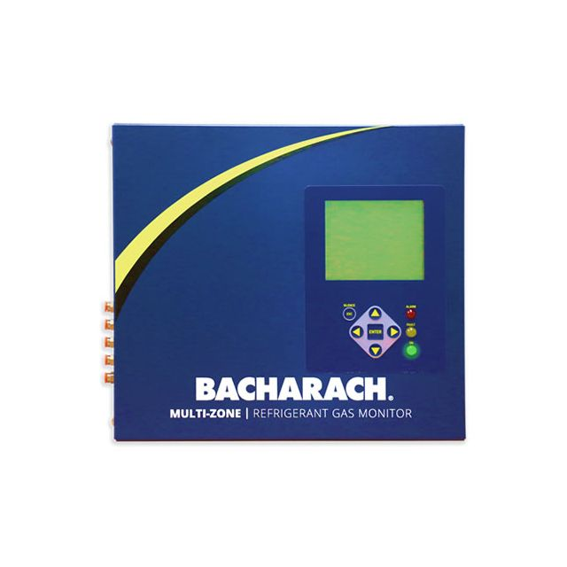 HGM-MZ multi-zone refrigerant gas detection controller by Bacharach