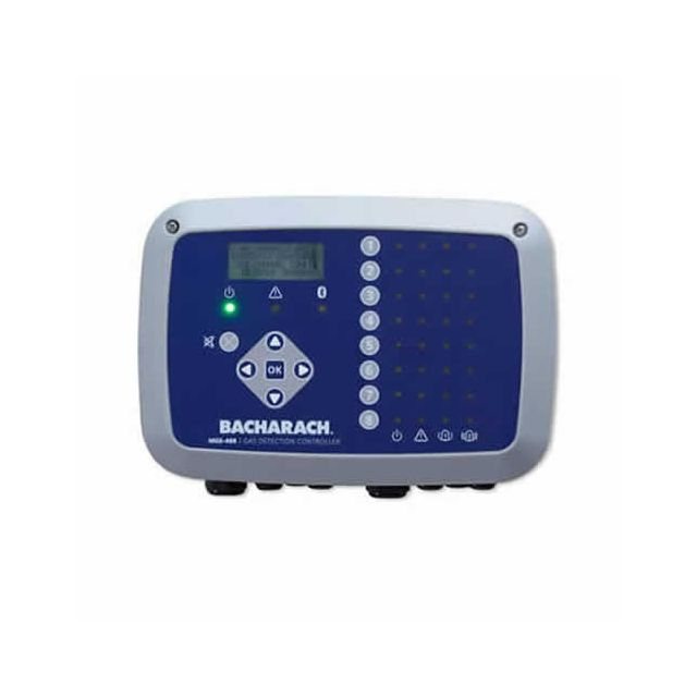 MGS-408 refrigerant gas controller by Bacharach for freon leak monitoring