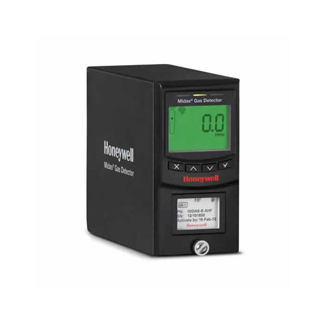 Honeywell MIDAS Gas detector with sampling pump