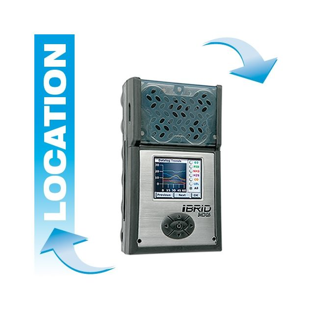 Multigas detector rental (up to 6 gases) MX6 by Industrial Scientific