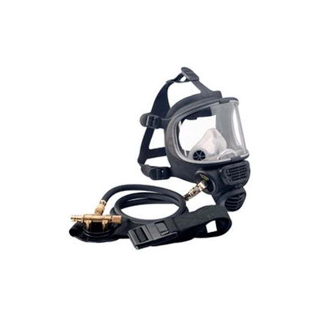 Full face mask for SAR system Promask Combi by Scott Safety