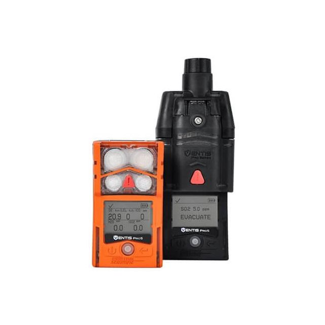 Ventis pro 5 multi gas detector by Industrial Scientific
