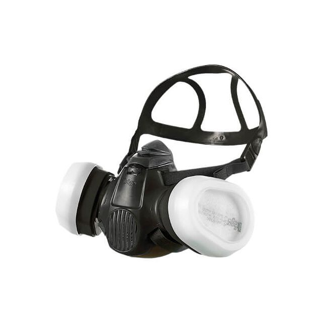 X-plore 3500 half-mask respirator, dual filter respirator by Drager