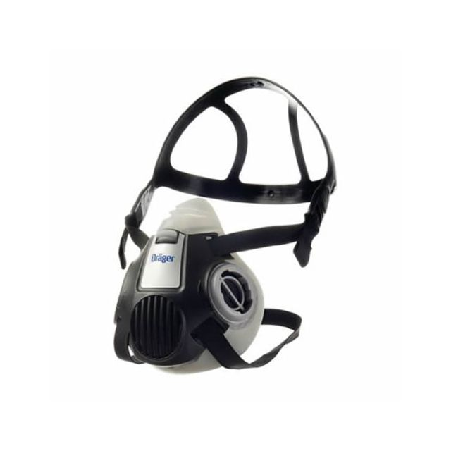Dual cartridge half-mask respirator X-plore 3300 by Drager