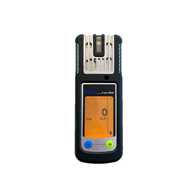combustible gas detector Drager X-am EXPLO ATEX