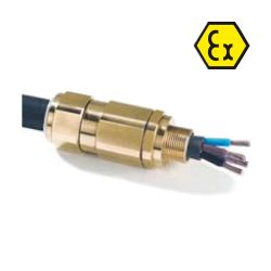 ATEX cable gland for unarmoured cable - TRITON
