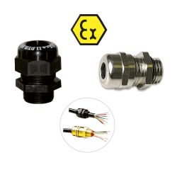 ATEX cable gland for unarmoured cable - PE-ATEX