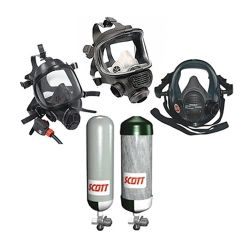 Accessories Scott Safety for Self-Contained Breathing Apparatus (SCBA)