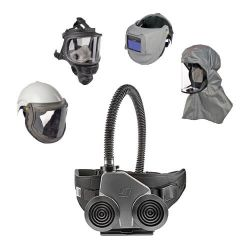3M Powered air purifying respirator - Duraflow by Scott Safety