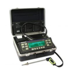Bacharach ECA 450 combustion analyzer and environmental emissions monitor