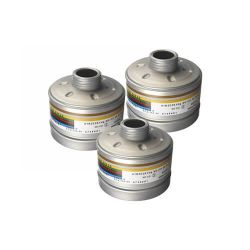 Dräger CO/NO filtering cartridge X-plore - A2B2E2K2 Hg NO CO20 P3 filter against carbon monoxide and nitrogen oxide