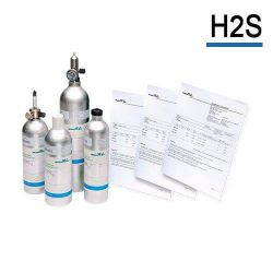 Hydrogen sulfide calibration gas cylinder H2S by Air Products