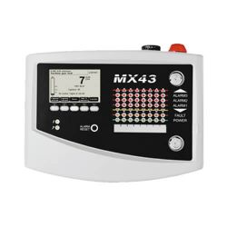 Multichannel gas detection controller MX43 by Oldham Teledyne