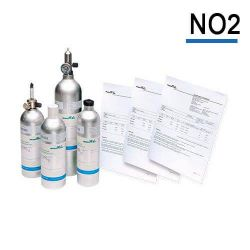 NO2 Nitrogen dioxide calibration gas cylinder by Air Products
