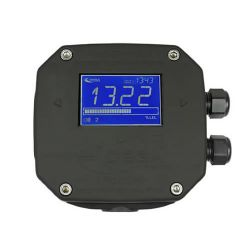 ATEX NS II fixed gas detector with display, 4-20mA output, relay and buzzer