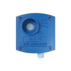 Oldham OLCT10 fixed gas detector for refrigerant leak, parking garage & boiler room gas transmitter