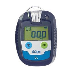 Pac 8000 gas detector by Dräger for Cl2, CO2, COCl2, HCN, NH3, NO, NO2, O3 or PH3 monitoring