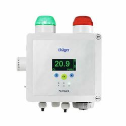Dräger PointGard 2100 oxygen depletion monitor