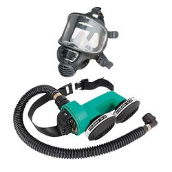 Asbestos powered air purifying respirator - Proflow2 SC by Scott Safety