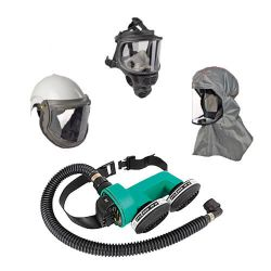 Powered air purifying respirator - 3M Scott Proflow PAPR