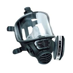 Full mask with DIN40 side connection Promask FM3