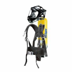 Self-contained breathing apparatus, firefighter SCBA Dräger PSS 3000